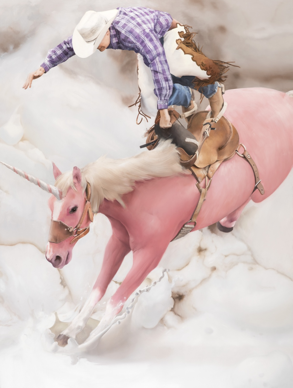 The Taming of theCowboy